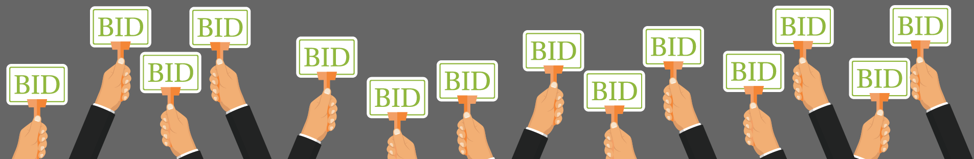 Bid with reLink Auctions